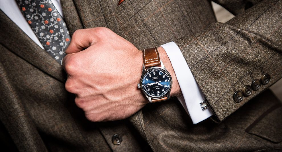 watches to go with suits